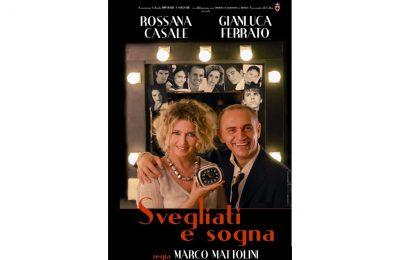 """""""Svegliati e sogna"""" con Rossana Casale e Gianluca Ferrato"""