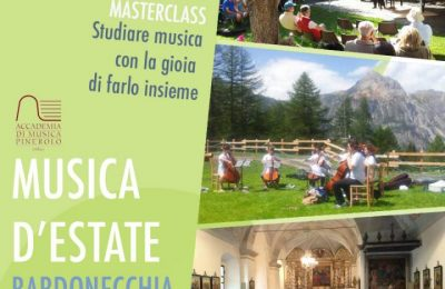 "Bardonecchia ""Musica d'estate 2020"