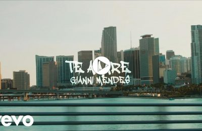 Gianni Mendes - Te Amaré - youtube