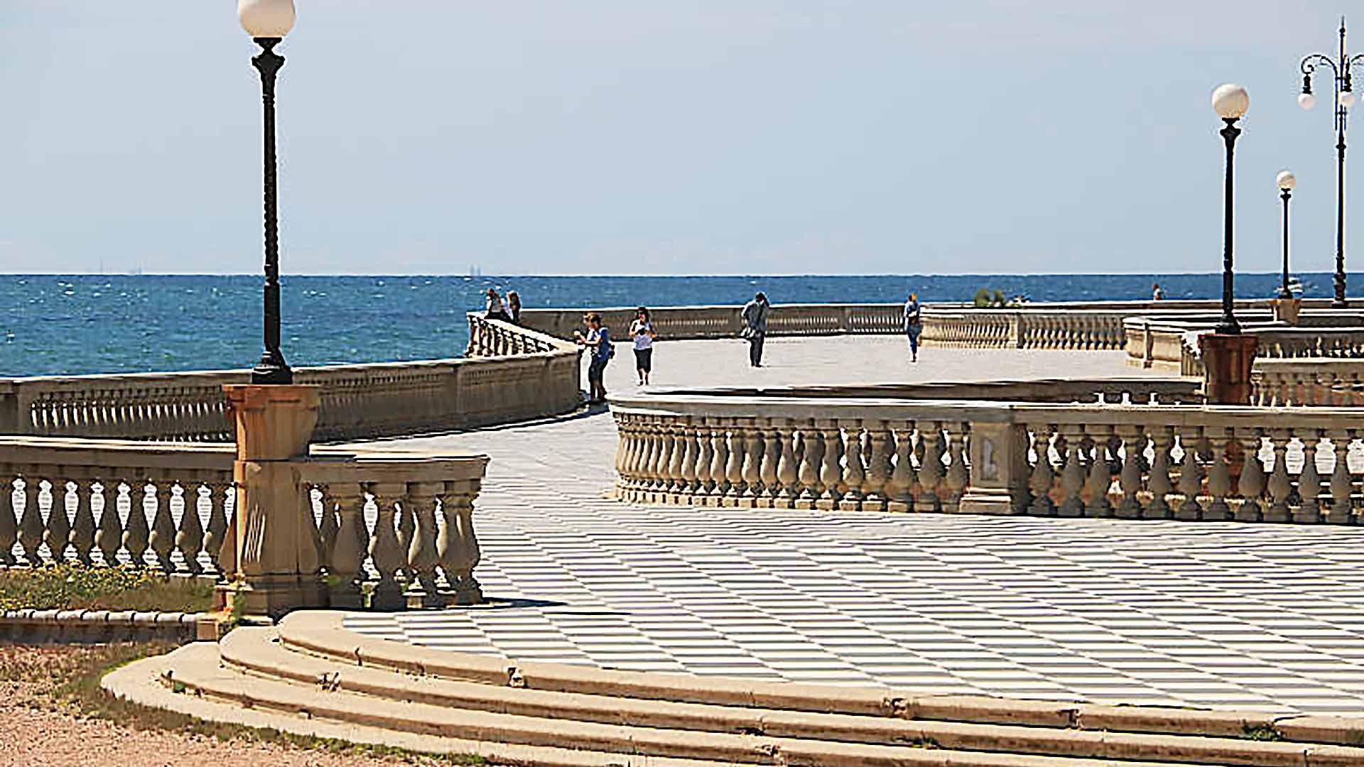 Livorno - Terrazza di Mascagni